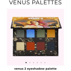 Limecrime Venus2 eyeshadow palette